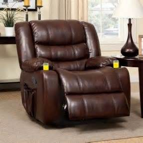leather recliner with cup holder leather recliners with cup holders foter
