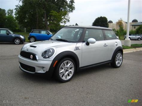 Mini Silver 2010 white silver metallic mini cooper s camden 50th anniversary hardtop 59242685 photo 7