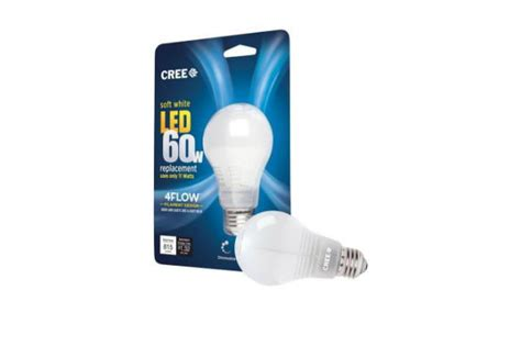 Cree Introduces A New 8 Led Light Bulb That Lasts 27 Years How Do Led Light Bulbs Last