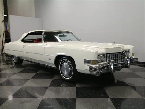 1973 Cadillac Fleetwood by 1973 Cadillac Fleetwood Eldorado Convertible For Sale