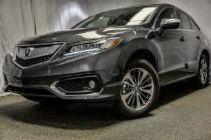 new 2017 acura rdx awd with advance package sport utility