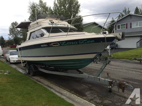 boat parts anchorage 25 1989 bayliner cabin cruiser for sale in anchorage