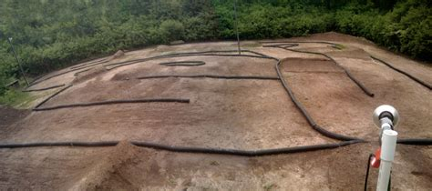 backyard rc track my backyard rc track what do ya think r c tech forums