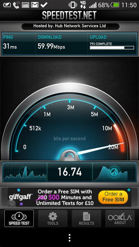 speed test vodafone vodafone 4g speed test results coolsmartphone