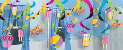 summer theme decorations find best summer birthday planner in lahore pakistan