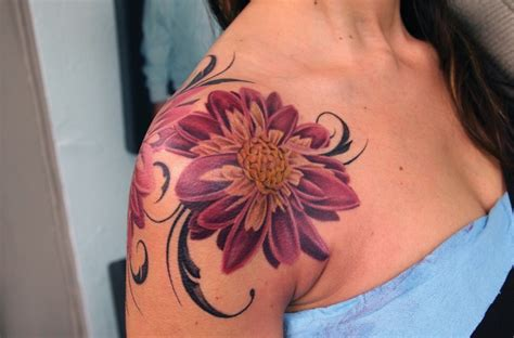 tattoos on the shoulder 57 amazing cover up shoulder tattoos