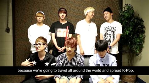 bts meaning bts and fans answer what hallyu means to them youtube