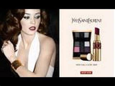 Makeup Ysl yves laurent fall makeup haul