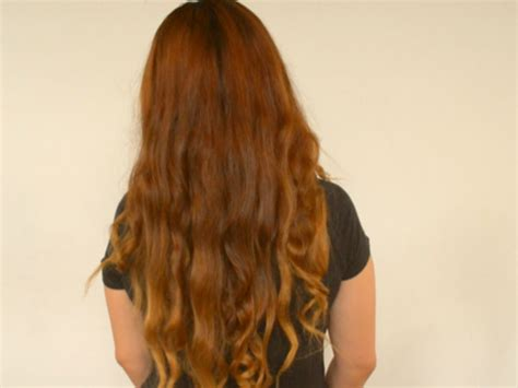 Rolling Up Your Hair In Curls In Preparation For An Updo   how to curl hair with rags 10 steps with pictures wikihow