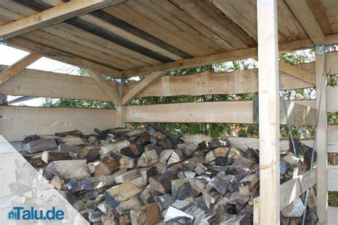unterstand f r holzlagerung 1504 kaminholzunterstand selber bauen holzunterstand
