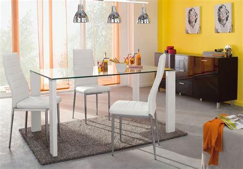 table salle a manger design conforama table manger verre conforama