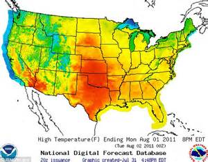 us weather map heat index july weather breaks 2 700 temperature records and it s