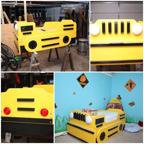 bulldozer bed diy bulldozer bed pictures photos and images for facebook tumblr pinterest and