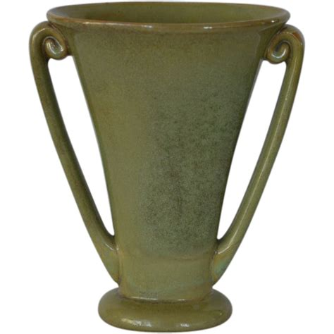 Fulper Vase by Beautiful Fulper Pottery Vase Mold 724 Fulper