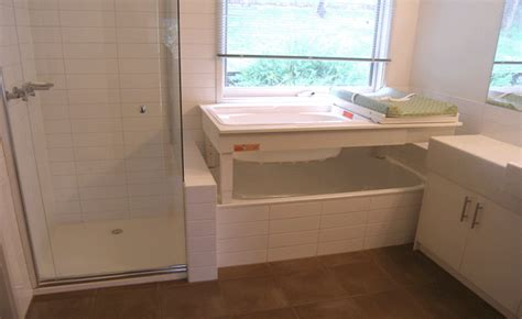 Baby Bath Change Table Sits Over Your Bath Change Table With Bath