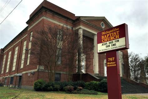 metropolitan baptist church memphis