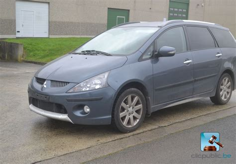 mitsubishi grandis 2007 mpv mitsubishi grandis dhd 2007 for sale on clicpublic be