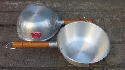 Panci Untuk Menggoreng panci alumunium merk olympia selatan jaya agen