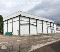 vendo capannone in ferro capannone in acciaio usato annuncimacchinariusati