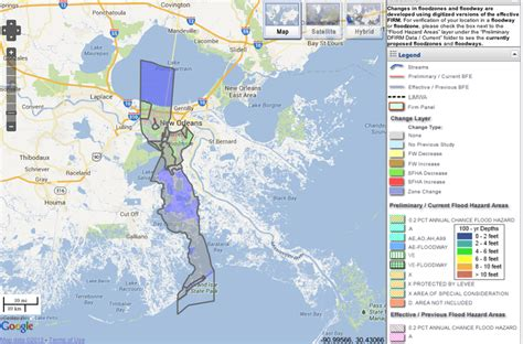 Jefferson Parish Property Records Livingston Parish Flood Map My