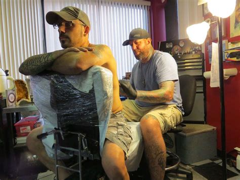 tattoo parlor utica ny local tattoo artists unhappy with new law news uticaod