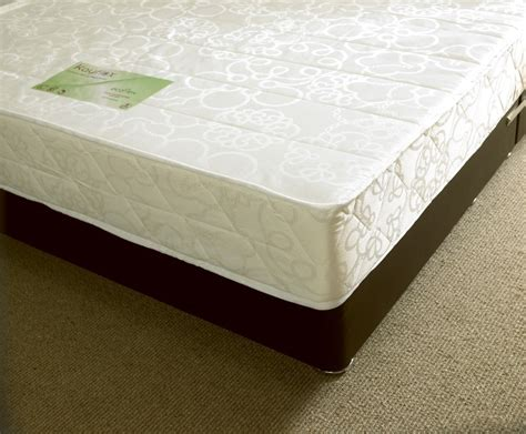 ecoflex 20cm foam single mattress kayflex furn on