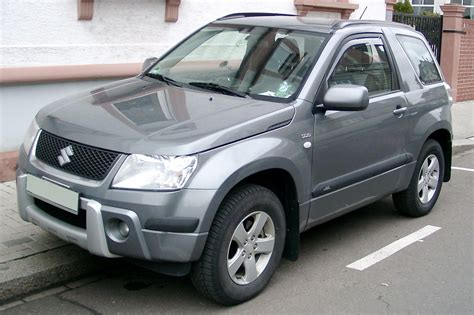Suzuki Grand Vitara Review 2007 Suzuki Grand Vitara 2007 Review Amazing Pictures And