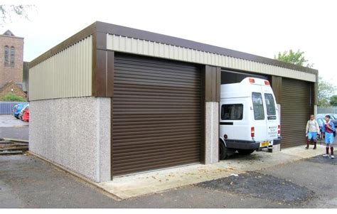 Concrete Garage Prices Uk by Compton Concrete Garages Mini Prefabricated Precast
