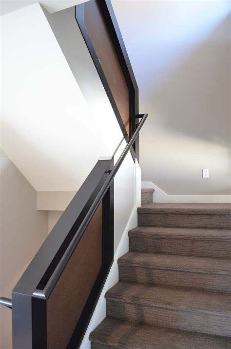 Replace Stair Banister Stairs Steps And Railings Interior Custom Homes By