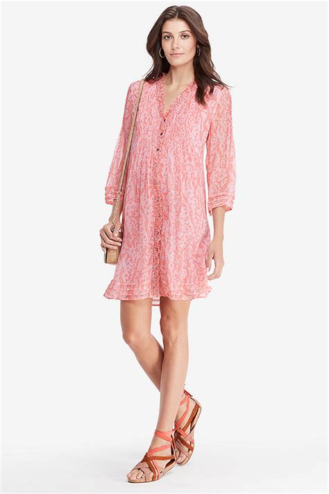 Dress Layla dvf layla chiffon tunic dress landing pages by dvf