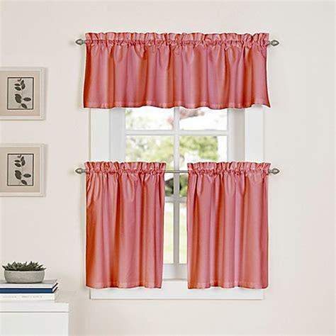 45 inch kitchen curtains buy newport 45 inch kitchen window curtain tier pair in