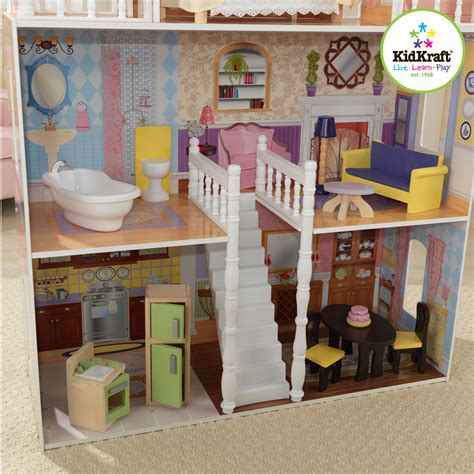 kidkraft savannah doll house kidkraft savannah dollhouse 65023 pirum