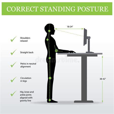 proper standing desk posture proper standing desk posture 100 images great