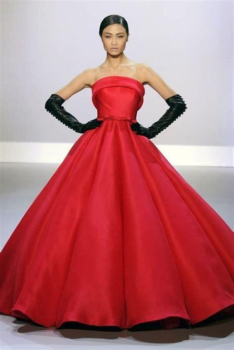 imagenes de vestidos de novia rojo 23 preciosos vestidos de novia de color rojo bodas