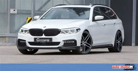 G Power Auto Tuning by Bmw 540i Tuning G Power Auto Motor At