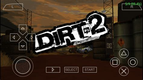 emuparadise iso nds colin mcrae dirt 2 europe iso