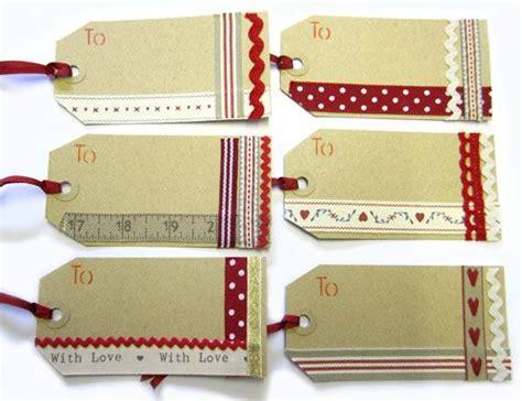 Handmade Gift Tag Ideas - gift tag ideas gift tag ideas