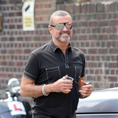 George Michael Smokes Marijuana During by George Michael Has Stopped Cannabis Caboolture News