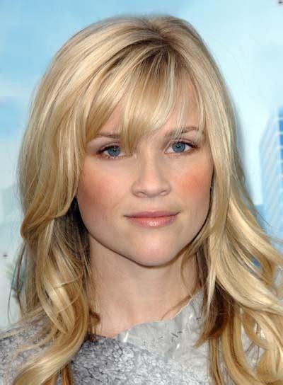 hairstyles with bangs blonde bangs hairstyles ideas hairstyles with bangs long