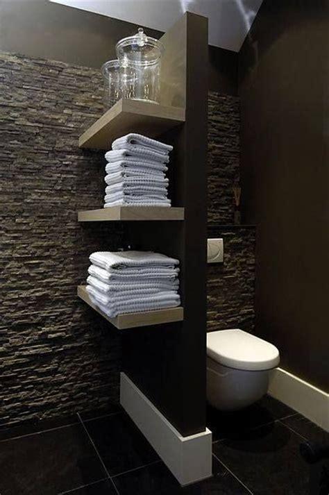 Separation Wc Dans Salle De Bain by 4 Solutions Pour S 233 Parer Les Toilettes Dans Une Salle De