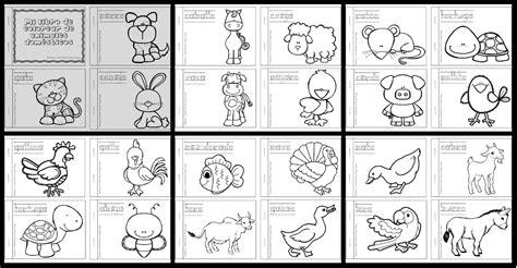 imagenes educativas para pintar mi libro de colorear de animales domesticos portada