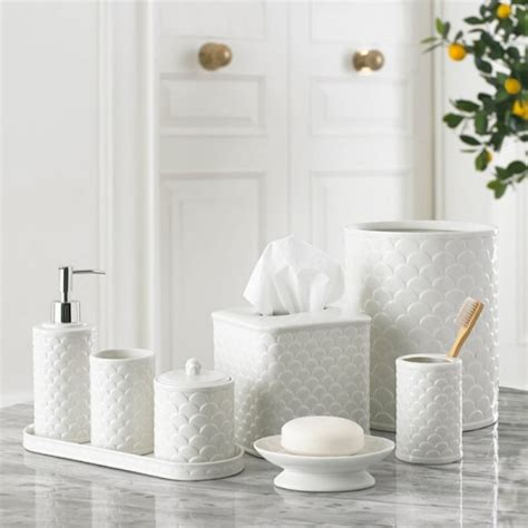 full bathroom accessories set why you should be using ceramic design in your home decor