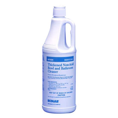 Acid Bathroom Cleaner by Eco6143665 Floral Non Acid Bowl And Bathroom Cleaner
