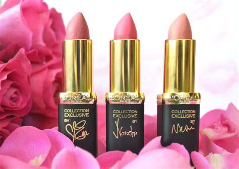 Lipstik L Oreal La Vie En l oreal la vie en collection i ll take it all
