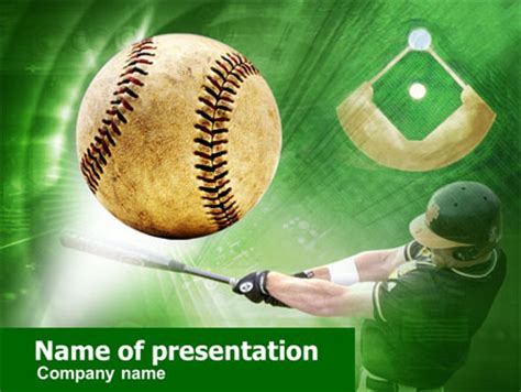 baseball themed powerpoint template baseball themed powerpoint template gavea info