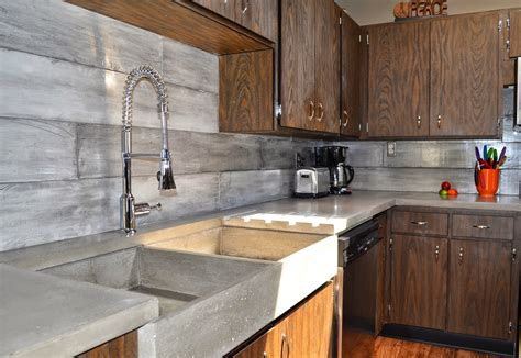 Countertops Bc by Mode Concrete Modern Concrete Kitchen With