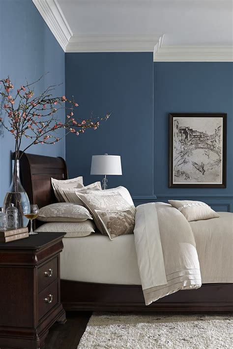 blue painted bedrooms best 25 bedroom colors ideas on wall colors