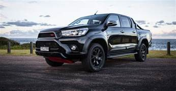 Toyota Trd 2017 Toyota Hilux Trd Review Cars News Newslocker