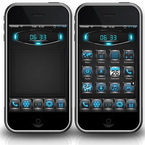 themes for iphone using cydia what are the best cydia themes for iphone