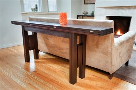 sofa dinner table transformer table modern dining tables boston by
